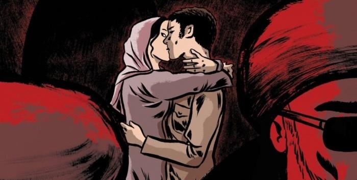 LOVE STORY A LA IRANÍ (7)