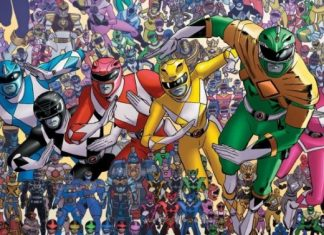 Mighty Morphin Power Rangers #25 (4)