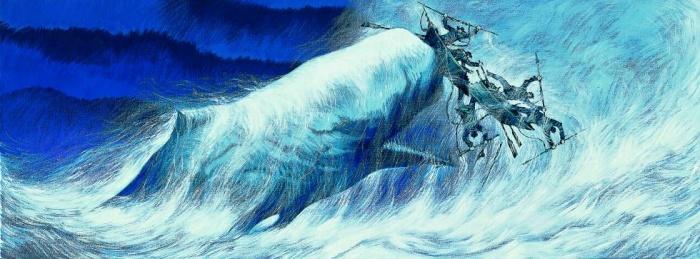 Moby Dick destacada