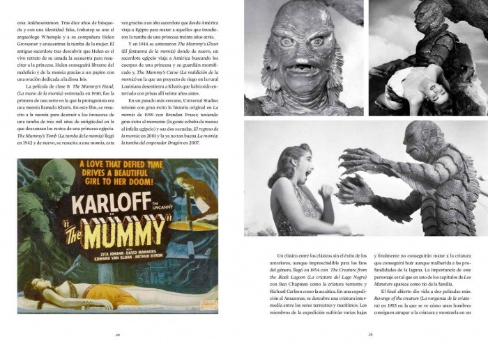Libro Los Munsters