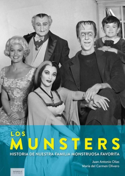 Portada de Los Munsters