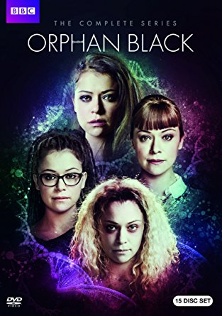 Orphan Black - pack serie completa DVD (Las mejores series para regalar)