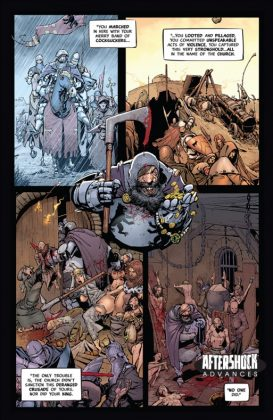 Pestilence Vol. 1 (8)