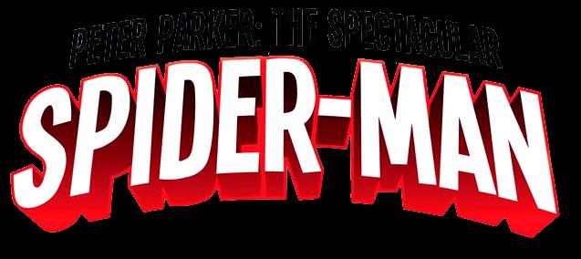 Peter Parker Spectacular Spider Man 2017 logo