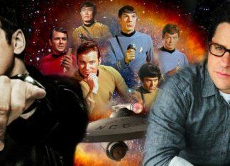 Star Trek Quentin Tarantino J.J. Abrams