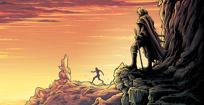 Star Wars Los últimos Jedi Canon