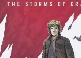 Star Wars The Last Jedi - Storms of Crait #1 (10)