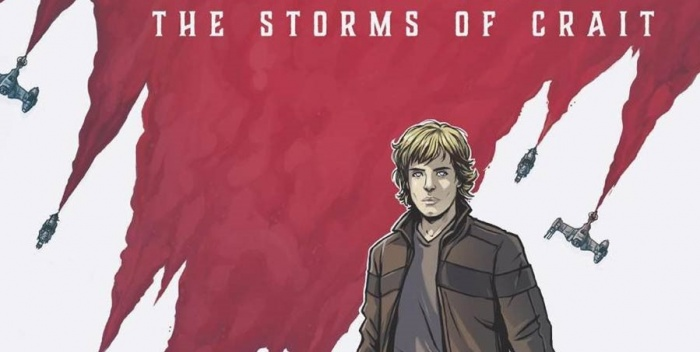 Star Wars The Last Jedi - Storms of Crait #1 (10)