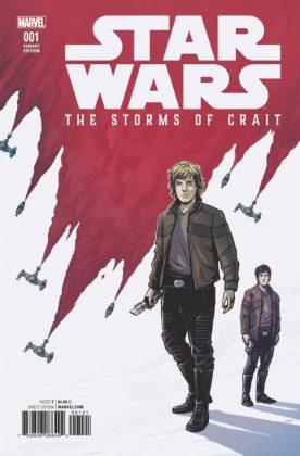 Star Wars The Last Jedi - Storms of Crait #1 (2)
