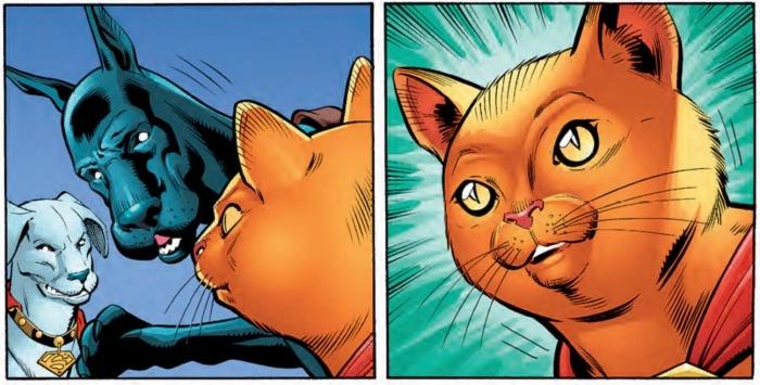 Super Sons Annual #1 Legión de Supermascotas (2)