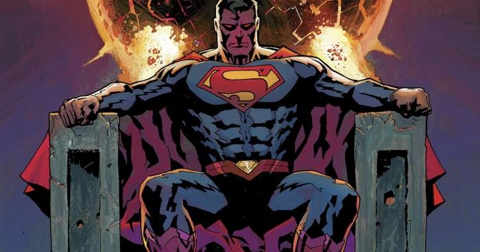Superman señor Apokolips
