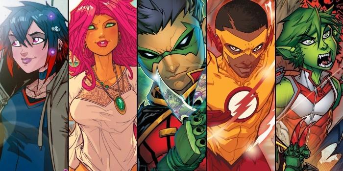 Teen-Titans renacimiento