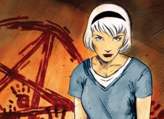 The Chilling Adventures of Sabrina Netflix