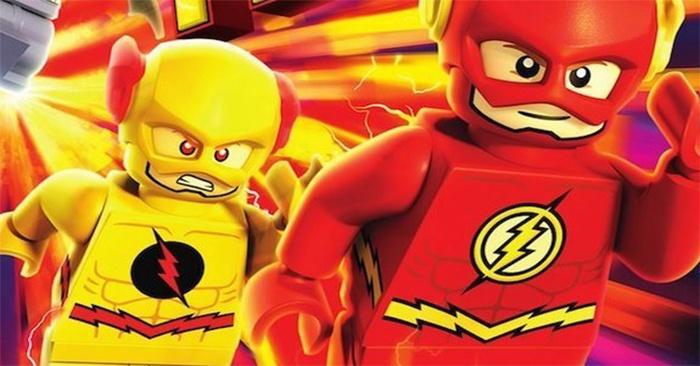 The Flash LEGO 1