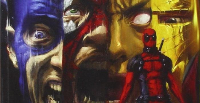 The Marvel Universe Kills Deadpool
