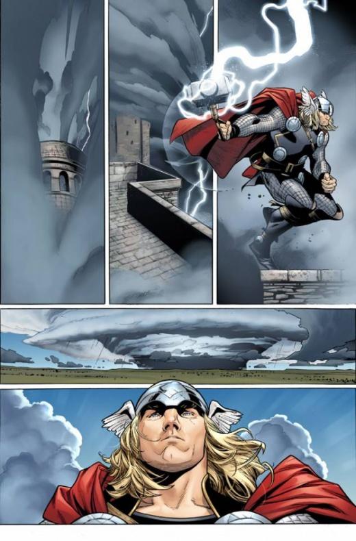 Thor Integral 4