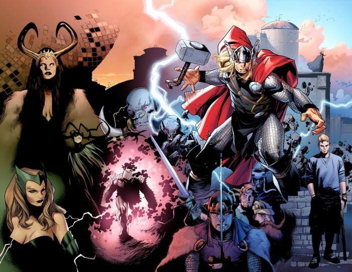 Thor Integral 5
