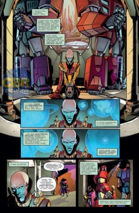 Transformers Vs. The Visionaries #1 (2)