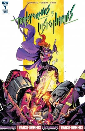 Transformers Vs. The Visionaries #1 (7)