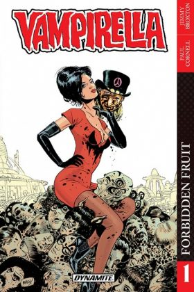 Vampirella Vol. 1 Forbidden Fruit (1)