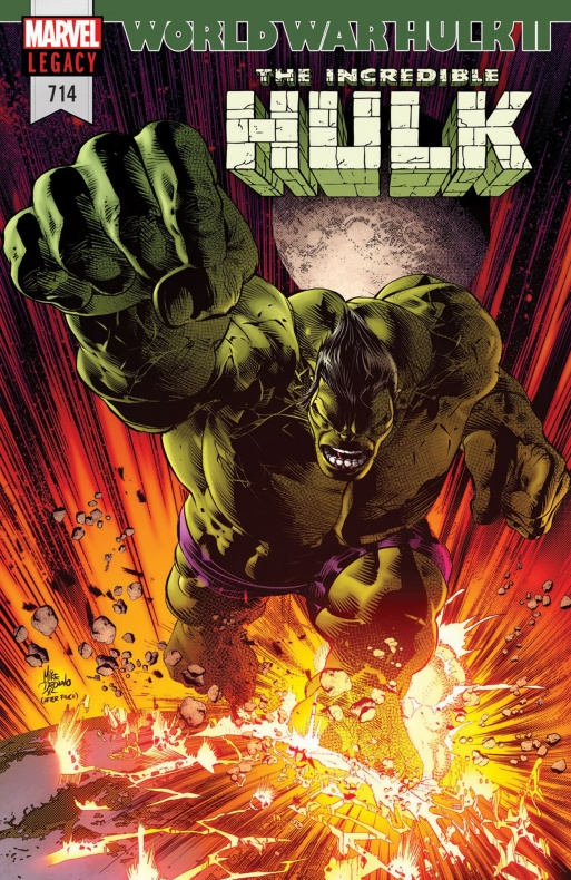 World War Hulk II Marvel (1)