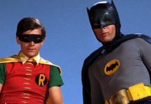 batman y robin adam west