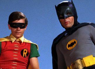batman y robin adam west