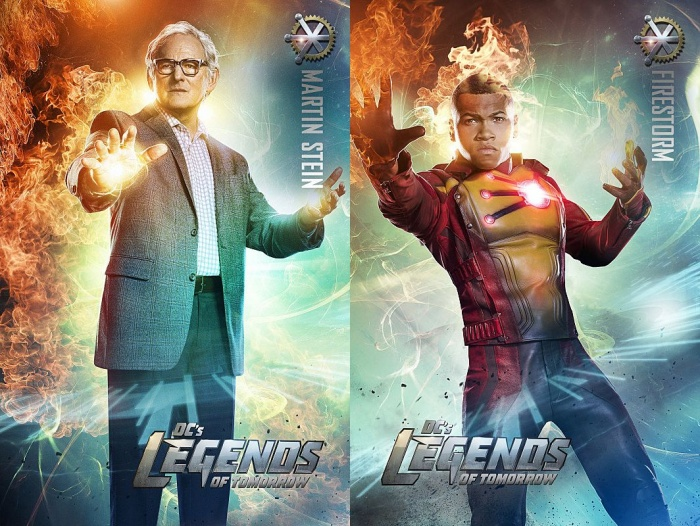 firestorm legends of tomorrow