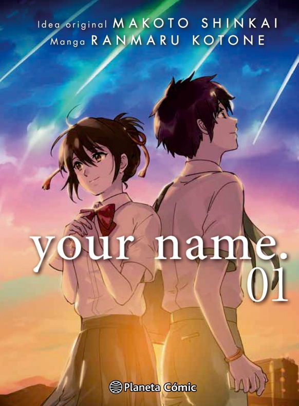 manga your name 1