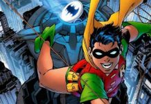 robin dick grayson