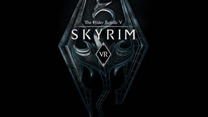 skyrim PlayStation VR