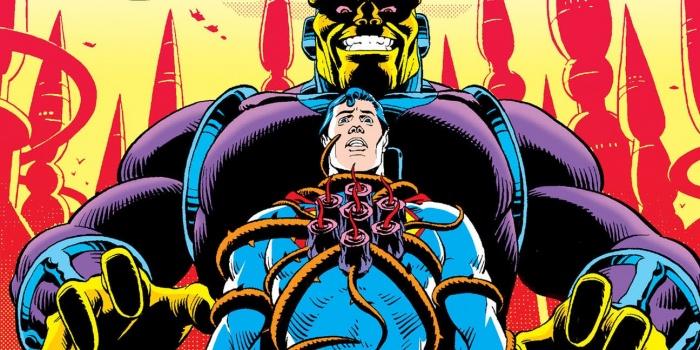 superman black mercy