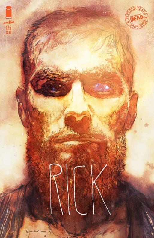 walking dead rick bill sienkiewicz