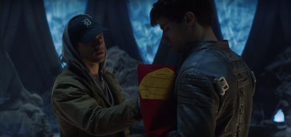 Adam Strange Krypton