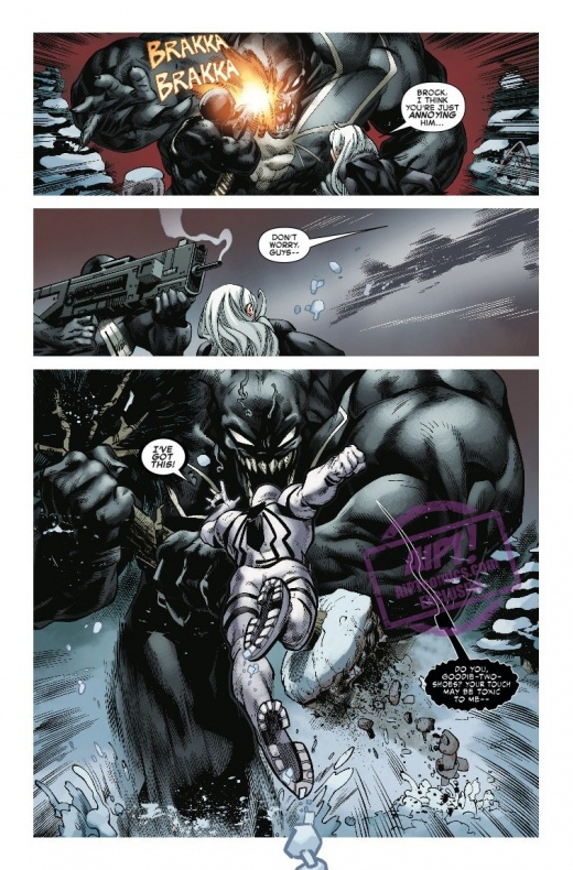 Amazing Spider Man Venom Inc. Omega 6