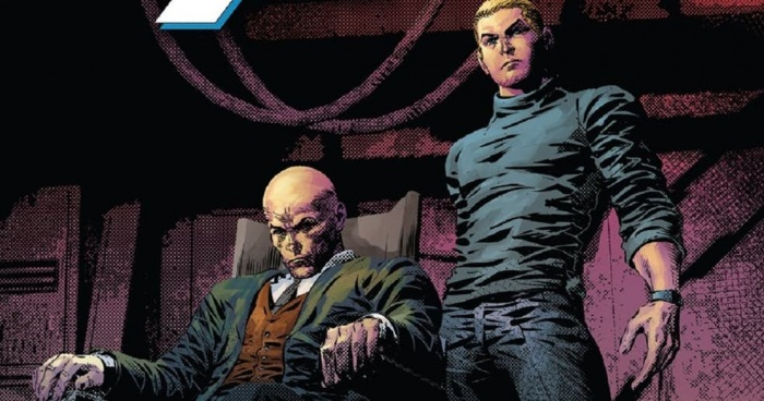 Astonishing X Men 7 cover header