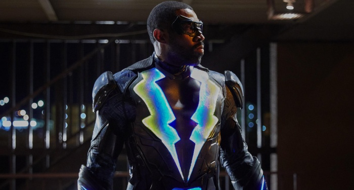 Black Lightning Audiencias