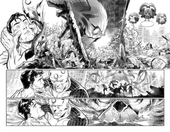 Brainiac Superman No Justice3
