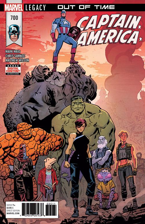 Capitán América 700