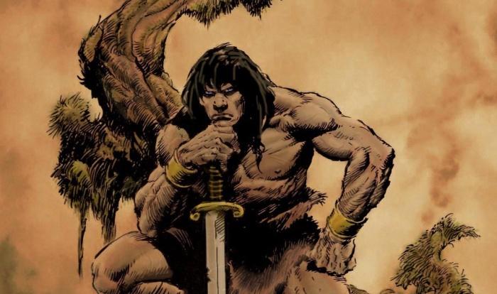 Marvel Conan