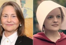 Cherry Jones The Handmaid's Tale