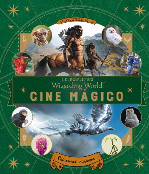Cine Mágico criaturas