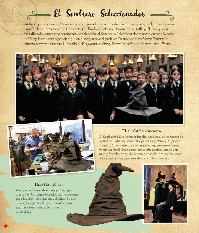 Cine Magico 3 - sombrero seleccionador