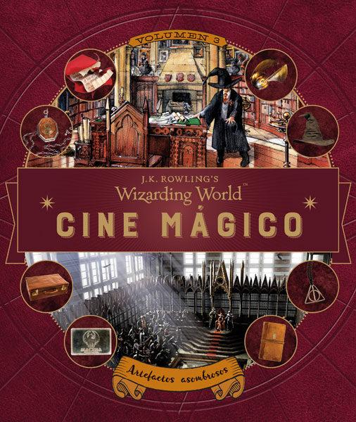 Cine Mágico 3 artefactos