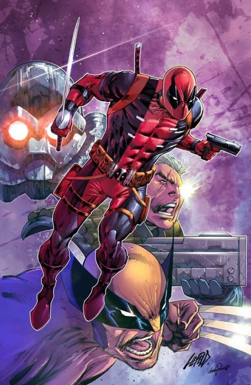 Deadpool Badder Blood (1)