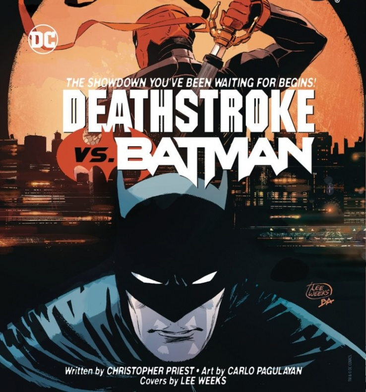 Deathstroke Vs. Batman (1)