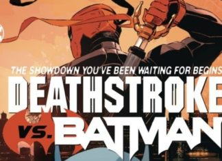 Deathstroke Vs. Batman (2)