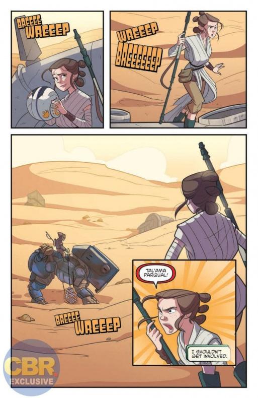 Forces of Destiny Rey 3 2