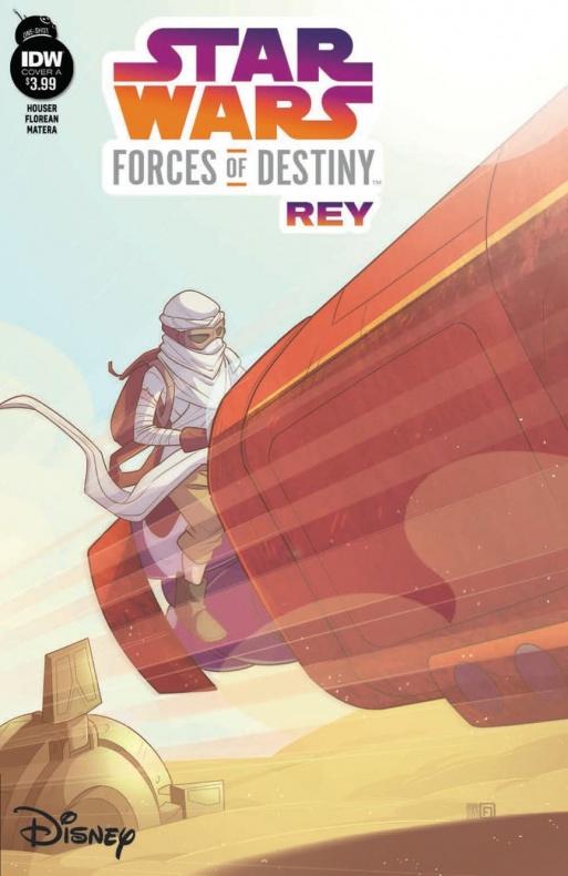 Forces of Destiny Rey 6 2