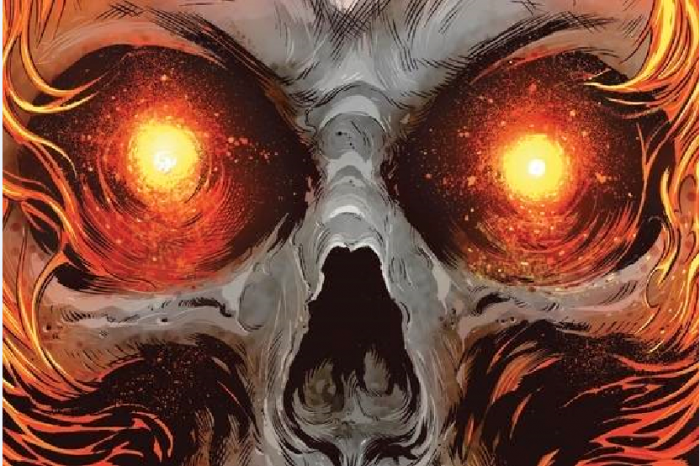 Ghost Rider Thanos 03